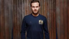 Indosport - Gelandng Manchester United, Juan Mata.