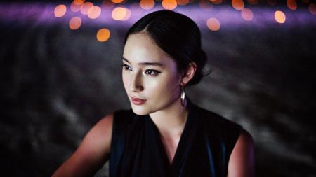 Tatjana Saphira, salah satu aktris cantik di indonesia yang gemar berolahraga. - INDOSPORT