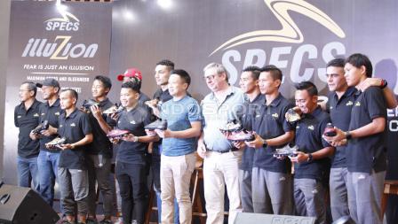 Acara Specs Illuzion & 9SS 'Super' Simic launch.