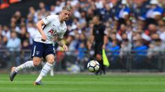 Indosport - Toby Alderweireld, bek tengah Tottenham Hotspur.