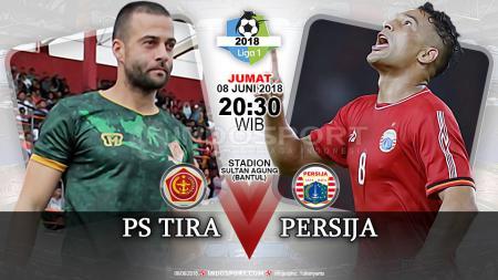 Prediksi PS Tira vs Persija Jakarta - INDOSPORT