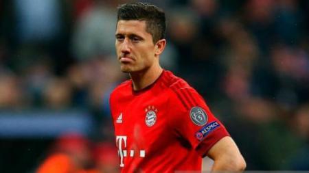 Robert Lewandowksi Bayern Munchen - INDOSPORT