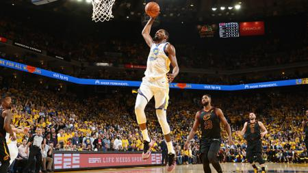 Kevin Durant, small forward Golden State Warriors. - INDOSPORT