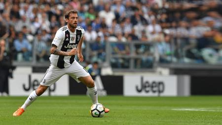 Claudio Marchisio, gelandang serang Juventus. - INDOSPORT