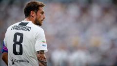 Indosport - Claudio Marchisio resmi memutuskan gantung sepatu