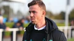 Indosport - Mantan Pelatih tim muda Real Madrid, Guti Hernandez.