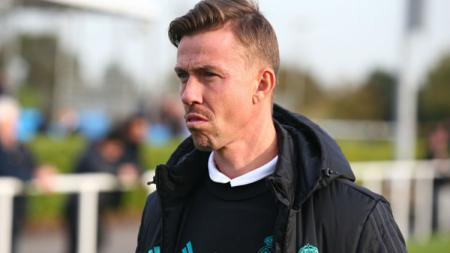Mantan Pelatih tim muda Real Madrid, Guti Hernandez. - INDOSPORT
