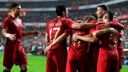 Portugal vs Algeria - INDOSPORT