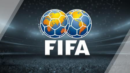 LOGO FIFA. - INDOSPORT