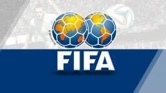 Indosport - Logo FIFA.