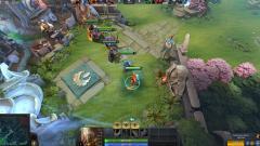Indosport - Permainan Dota 2.