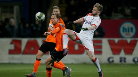 Melvin Platje, pemain Telstar yang dirumorkan akan merapat ke Bali United. - INDOSPORT