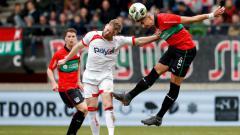Indosport - Melvin Platje, pemain Telstar yang dirumorkan akan merapat ke Bali United.