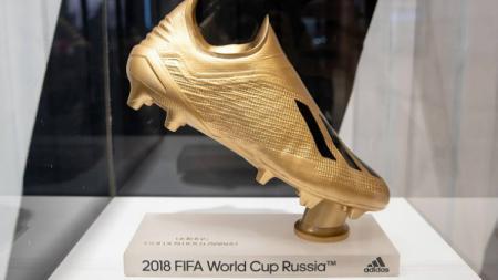 Golden Boot Piala Dunia 2018 - INDOSPORT