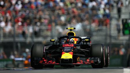 Pembalap andalan Red Bull Racing-Honda, Max Verstappen, diyakini bakal bernasib tragis jika ia berlaga di ajang Formula 1 (F1) era 1980-an. - INDOSPORT