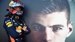 Indosport - Max Verstappen dihukum melakukan pelayanan publik setelah melabrak Esteban Ocon.