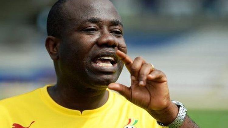 Presiden Asosiasi Sepak Bola Ghana, Kwesi Nyantakyi. Copyright: Getty Images