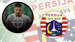 Indosport - Persija Jakarta kabarnya tengah membidik Leo Costa