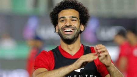 Mohamed Salah sudah mengikuti pelatihan dengan Timnas Mesir - INDOSPORT