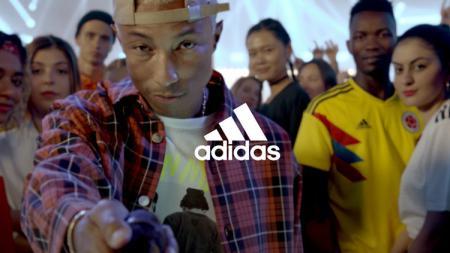 Jelang Piala Dunia 2018, Adidas luncurkan iklan terbaru. - INDOSPORT