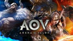 Indosport - Game eSports Arena of Valor (AOV)