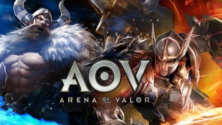 eSport Arena of Valor (AOV) Copyright: id.gamehubs.com
