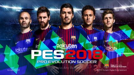 eSport Pro Evolution Soccer PES - INDOSPORT