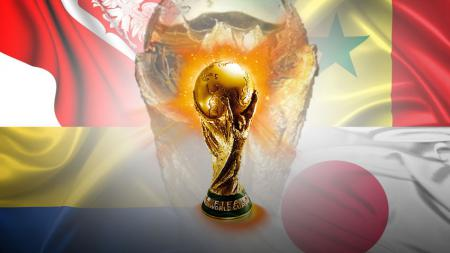 Piala Dunia Grup H Polandia, Senegal, Kolombia dan Jepang. - INDOSPORT