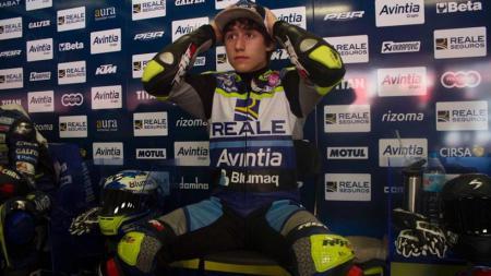 Andreas Perez mengehembuskan nafas terakhirnya usai mengalami kecelakaan fatal di sirkuit Catalunya. - INDOSPORT