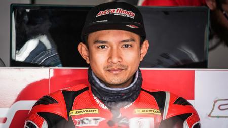 Dimas Ekky Pratama, pembalap asal Indonesia. - INDOSPORT