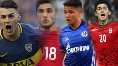 Indosport - Tak Main di Liga Besar dan Minim Sorotan, Ini 5 Pemain yang Akan Bersinar di Piala Dunia 2018