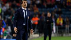 Indosport - Julen Lopetegui resmi latih Real Madrid musim depan.