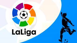 Logo La Liga Spanyol.