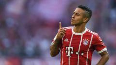 Indosport - Thiago Alcantara telah sepakat untuk hengkang ke Liverpool dan saat ini dikabarkan sedang menunggu keputusan dari Bayern Munchen.