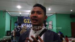 Indosport - Gelandang Persib Bandung, Gian Zola.