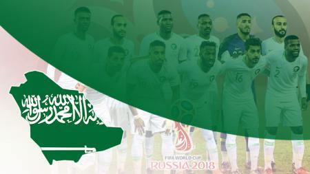 Timnas Aarab Saudi. - INDOSPORT