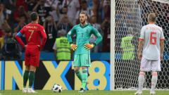 Indosport - Pertandingan Spanyol vs Portugal jelang Euro 2020 bisa disaksikan melalui saluran live streaming.
