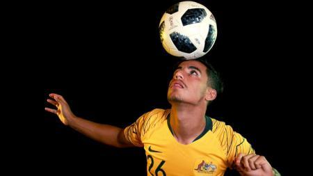 Daniel Arzani, pemain termuda di Piala Dunia 2018. - INDOSPORT