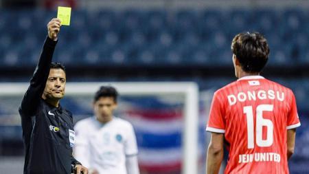 Wasit pemimpin laga Jerman vs Meksiko di Piala Dunia 2018, Alireza Faghani. - INDOSPORT