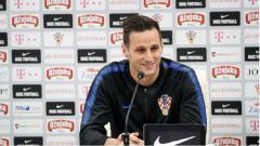 Indosport - Nikola Kalinic, penyerang asal Kroasia.