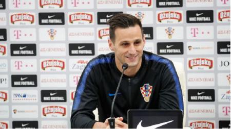 Nikola Kalinic dikabarkan dipulangkan dari Piala Dunia 2018. - INDOSPORT