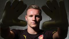 Indosport - Berita bursa transfer: kiper Arsenal, Bernd Leno, kabarnya menjadi salah satu calon pengganti Manuel Neuer di Bayern Munchen.