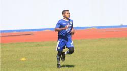 Pemain seleksi Persib Bandung, Rafid Chadafi Lestaluhu.