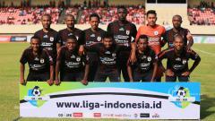 Indosport - Skuat Persipura Jayapura di Liga 1 2018.