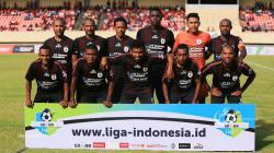 Skuat Persipura Jayapura di Liga 1 2018.