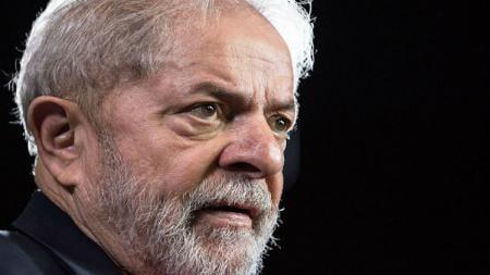 Luiz Inacio Lula da Silva, mantan presiden Brasil yang terpidana kasus korupsi - INDOSPORT
