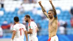 Indosport - Bek Serbia, Aleksandar Kolarov.