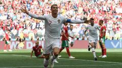 Indosport - Selebrasi Cristiano Ronaldo