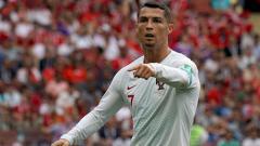 Indosport - Kapten Portugal di Piala Dunia 2018, Cristiano Ronaldo.
