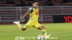 Indosport - Andik Vermansah saat membela Kedah FA